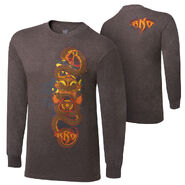 Randy Orton Recoiled Long Sleeve T-Shirt