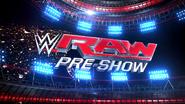 Raw Pre Show (2015)