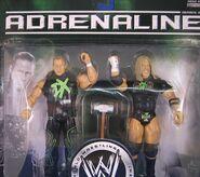 WWE Adrenaline Series 24 Triple H & Shawn Michaels