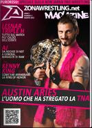Zona Wrestling Magazine - August 2012