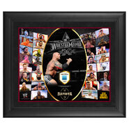 Royal Rumble 2014 Commemorative Plaque