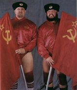 The Bolsheviks