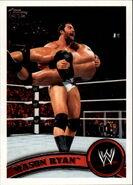 2011 WWE (Topps) Mason Ryan 23