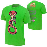 Jake The Snake Roberts Hall of Fame 2014 T-Shirt