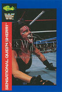 1991 WWF Classic Superstars Cards Sensational Queen Sherri 20