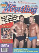 Inside Wrestling - May 1987