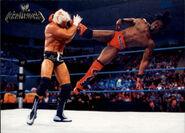 2011 Topps WWE Champions Wrestling Kofi Kingston 19