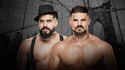 NXT BTB Almas vs. Roode