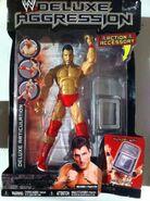 WWE Deluxe Aggression 16 Nunzio
