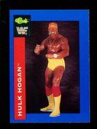 1991 WWF Classic Superstars Cards Hulk Hogan 40
