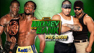 MITB 2012 Tag team match