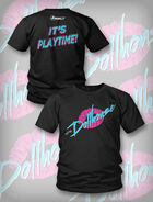 The Doll House - It's Playtime Shirt