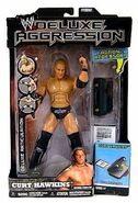 WWE Deluxe Aggression 17 Curt Hawkins