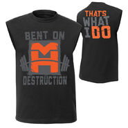 Mark Henry That's What I Do Muscle T-Shirt