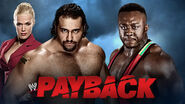 PB 2014 Rusev v Big E