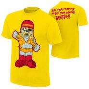 Hulk Hogan Eat Your Brains, Brother T-Shirt