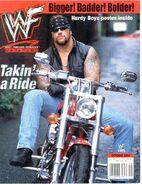 WWF Magazine October 2000 Issue
