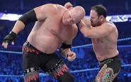Chavo vs Kane