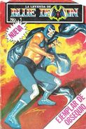 La Leyenda de Blue Demon 1