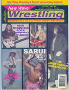 New Wave Wrestling - April 1996