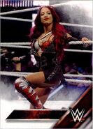 2016 WWE (Topps) Sasha Banks 40