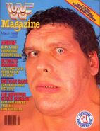 March 1988 - Vol. 7, No. 3