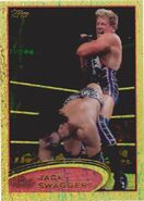 2012 WWE (Topps) Jack Swagger 61