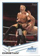 2013 WWE (Topps) Christian 50