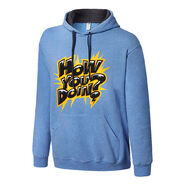 Enzo and Cass How You Doin Pullover Hoodie Sweatshirt