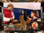 Christopher Nowinski Victoria Molly Holly