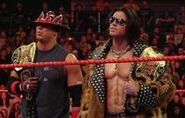 John Morrison and The Miz.5