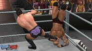 WWE SvR11-Jericho-Orton Turnbuckle2