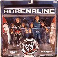 WWE Adrenaline Series 17 Super Crazy & Psycosis