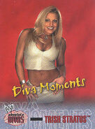 2002 WWE Absolute Divas (Fleer) Trish Stratus 72