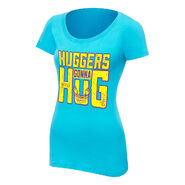 Bayley Hugger's Gonna Hug Women's Authentic T-Shirt