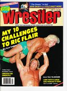 The Wrestler - July 1990