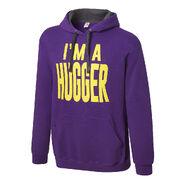 Bayley I'm a Hugger Pullover Hoodie Sweatshirt
