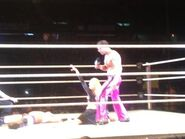 WWE House Show (May 25, 13' no.1) 2