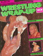 WCW Magazine - November 1990
