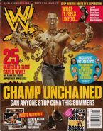 WWE Magazine June 2010 Issue