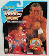 WWF Hasbro 1993 Sid Justice