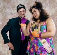 Harvey Wippleman & Bertha Faye