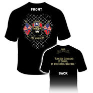 Jay Briscoe Wage War T-Shirt