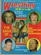 Wrestling Revue - August 1972