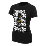 Carmella Fabulous Women's Authentic T-Shirt