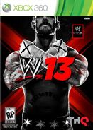 Wwe 13 cover