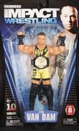 TNA Deluxe Impact 8 Rob Van Dam