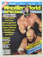 Wrestling World - October 1986