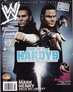 WWE Magazine July 2007 Issue