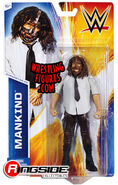 WWE Series 45 Mankind